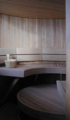 Villa Tuulentupa   Helin U0026 Co Architects Finnland, Architektur, Sauna Design,  Dampfbad