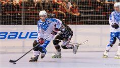 Finale coupe de France Roller Hockey 2015 - Carpentier - Garges vs Rethel #bauerhockey #bauerfrance #rollerhockey Copyright : Slap'On Graphie