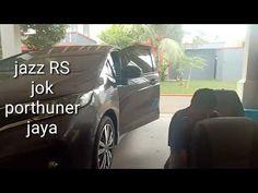 Sarung jok mobil honda jazz rs - YouTube Honda Jazz, Jakarta, Youtube