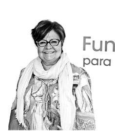 Pilar Rodríguez, presidenta de Fundación Pilares Fictional Characters, Presidents, Fotografia, Fantasy Characters