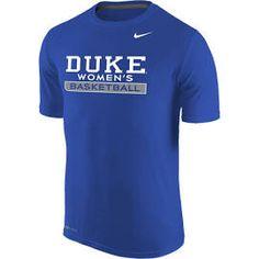 11957c97626 Duke Blue Devils Nike College Dri-FIT Practice T-Shirt - Mens Size M