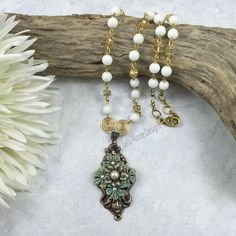 Designed by Leila West for Mixed Metals Challenge Dec. 15-Jan. 16