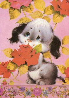 Fantasia 85 #papeldecarta #redroses #rosas