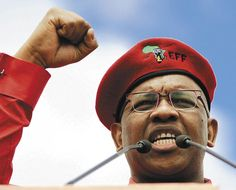 EFF's Mpofu a 'proud dad' as son graduates from Oxford