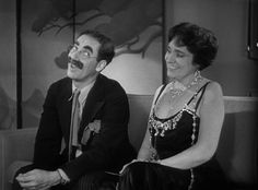 Duck Soap , 1933, The Marx Brothers, Groucho Marx, Margaret Dumont