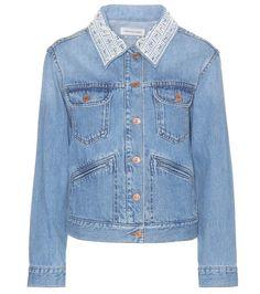 Etoile Isabel Marant denim jacket—Slightly left-of-center denim jackets