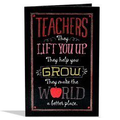 Greeting Cards For Teachers, Teachers Day Card, Teacher Cards, Grateful For You, Teachers' Day, Messages, Humility, Honesty, Card Sizes