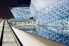 Galeria de Ópera de Guangzhou / Zaha Hadid Architects - 1