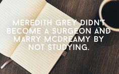 meredith grey didn't become a surgeon - Pesquisa Google