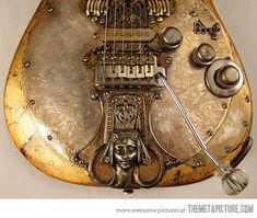 Google Image Result for http://static.themetapicture.com/media/creative-Steampunk-guitar-design-cool.jpg