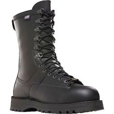 69110W Danner Women's Fort Lewis Military Boots - Black