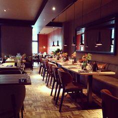 Restaurant Black&Blue #7