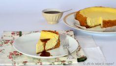 Chi ha rubato le crostate? : » La Cheesecake di California Bakery… con salsa mou al caramello salato.