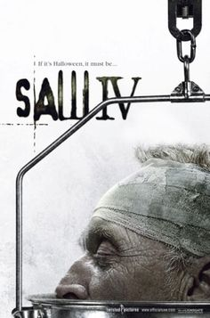 Now watching on IFC: Saw 4. I actually really liked this one. Nothing compares to the original, except maybe the last five minutes of Saw 7, but this one isn't bad.