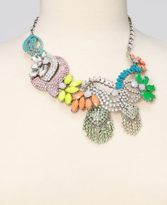 Ann Taylor is stepping up their jewelry designs... Love it!