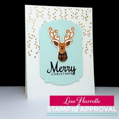Embellish My World: Stamp of Approval Candy Cane Lane Open Sales start today!