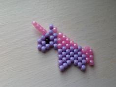 Pony bead unicorn magic