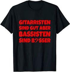 Bassisten sind besser: Diese Bass T-Shirts sind mit ihrem witzigen Bass Spruch sind originelle Bühnen-Outfits, Geschenke und Geschenkideen für Bassisten. Wenn Du Dich für Bass Gitarre, E-Bass, Musiker, Basschlüssel, Bass Schlüssel, lustige Basssprüche, Bass Sprüche, Basser, Bass Geschenke oder Geschenkideen für Bassisten interessierst, könnte Dir dieses witzige TSS Design gefallen.