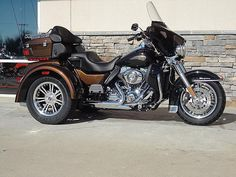 Harley-Davidson® of Greenville - Greenville, SC - Offering New & Used Harley-Davidson® Motorcycles and More for Sale Harley Davidson Trike, Used Harley Davidson, Harley Davidson Touring, Big Rig Trucks, Cool Trucks, Trike Motorcycle, Bike, Trike Kits, Electra Glide