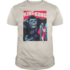 King Kong Bright Poster   #KING. Get now ==> https://www.sunfrog.com/King-Kong-Bright-Poster-.html?74430