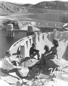 hoover dam_Las Vegas Chamber of Commerce Las Vegas City, Las Vegas Trip, Historical Sites, Historical Photos, Hoover Dam Construction, Vegas Activities, Lake Mead, Fallout New Vegas, Us History