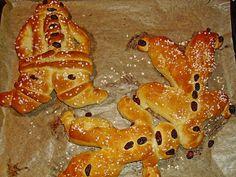 Saftige Martinsbrezeln, ein gutes Rezept aus der Kategorie Brot und Brötchen. Bewertungen: 91. Durchschnitt: Ø 4,4.