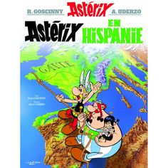 "R. Goscinny & A. Uderzo ""Astérix, tome 14 - Astérix en Hispanie"""