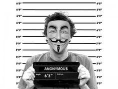 Capturan a 25 miembros de Anonymous en siete países