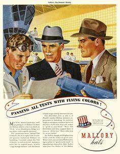 Goggles Vs Hats 1934