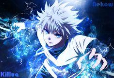 killua anime: hunter x hunter Killua, Hisoka, Hunter X Hunter, Hunter Anime, Manga Anime, Zoldyck, Fanart, Hxh Characters, A Silent Voice