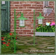 Lighting by Yarona - Sims 3 Downloads CC Caboodle