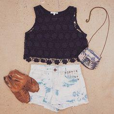 Location: Roseville FreeStyle Clothing Exchange Shorts: BDG size 26, $12 Tank Top: Medium, $14 Shoes: Large, $10