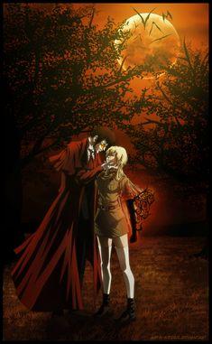 Hellsing: Bloody night by Arya-Aiedail.deviantart.com on @deviantART