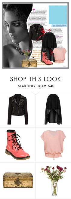 """<3"" by livi2 ❤ liked on Polyvore featuring Warehouse, Wet Seal, Lazy Lu and iittala"