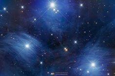 22 February 2017 | The Merope Nebula