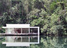 Inhotim: An opened sky contemporary art museum in Minas Gerais, Brazil