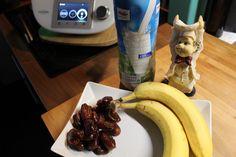 Bananen-Dattel Milch aus dem TM5 – Erfrischend und gesund