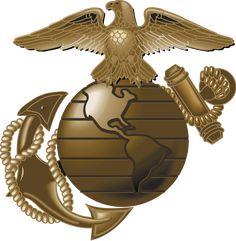 marines insignia - Google Search