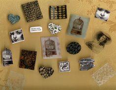 pin now watch later Tutorial: Shrink Plastic 101 GOOD! Shrinky Dinks, Diy Shrink Plastic Jewelry, Craft Tutorials, Craft Projects, Craft Ideas, Shrink Art, Shrink Film, Kirigami, Making Ideas