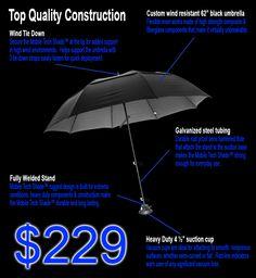 Mobile Tech Shade™ | Dent Umbrella | Mobile Repair Tool