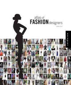 Atlas of Fashion Designers (miękka oprawa)
