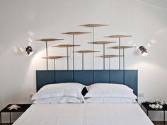 Bedroom in a Sicilian house in Marina di Ragusa, Sicily