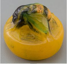 Lot: 63029: Almeric Walter Pate-de-Verre Glass Bumble Bee Pa, Lot Number: 63029, Starting Bid: $600, Auctioneer: Heritage Auctions, Auction: 20th Cent. Design, Tiffany,Lalique,Art Glass, Date: May 25th, 2017 CEST