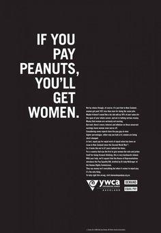 YWCA: Peanuts