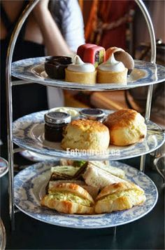 Fairmont Empress High Tea, Victoria, BC - Pure indulgence with fresh scones, pastries, desserts and finger sandwiches like royalty! Fairmont Empress, Museum Hotel, Finger Sandwiches, Yummy Snacks, High Tea, Afternoon Tea, Scones, Tea Time, Tasty