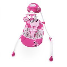 Amazon.com : Disney Minnie Mouse Garden Delights Swing