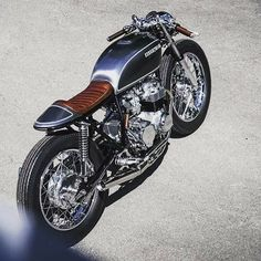Cb350 Cafe Racer, Cafe Racer Honda, Cb750 Cafe, Cb550, Honda Cb, Vintage Cafe, Photo And Video, Vehicles, Munich