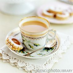 Tea & Biscuits -A Perfect Treat!