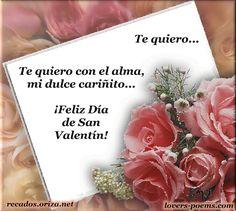 Imagenes gif de rosas rosadas con mensajes para san valentin