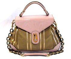 Love this D & G bag for Spring!
